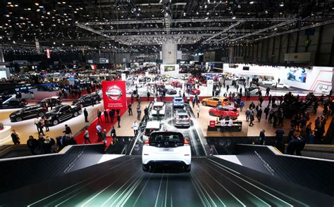 geneva motor show  bluffers guide   star cars