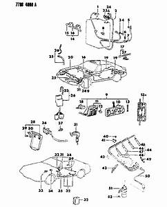 1988 Chrysler Conquest Wiring Harness