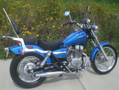 Buy 2009 Honda Rebel 250 W/accessories....so You Don't On