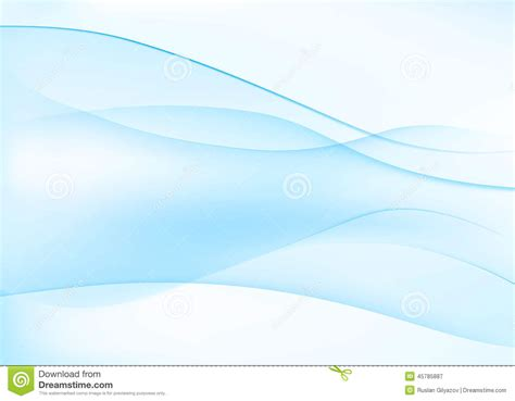 light blue wavy abstract background vector 02 vector abstract blue wavy background stock vector image 45785887