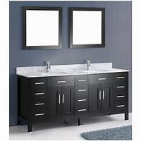 black bathroom vanities Bathroom Vanities Black : New Yellow Bathroom Vanities Black Trend   eyagci.com
