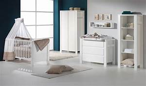 Chambre Bebe Fille Complete : chambre fille blanche ~ Teatrodelosmanantiales.com Idées de Décoration