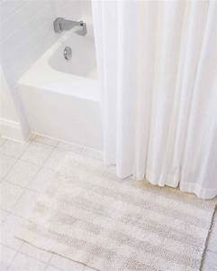 The dirtiest parts of the bathroomcleaned martha stewart for How to clean bathroom mats