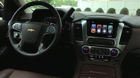 2015 Chevrolet Tahoe Interior Review