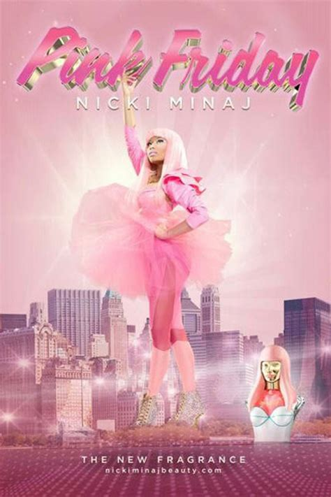 pink friday ml edp  nicki minaj women perfume