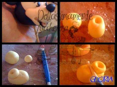 pasta di zucchero fiori passo passo tutorial topolino in pasta di zucchero pdz passo passo