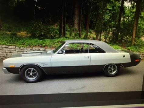 dodge dart swinger  door coupe    sale