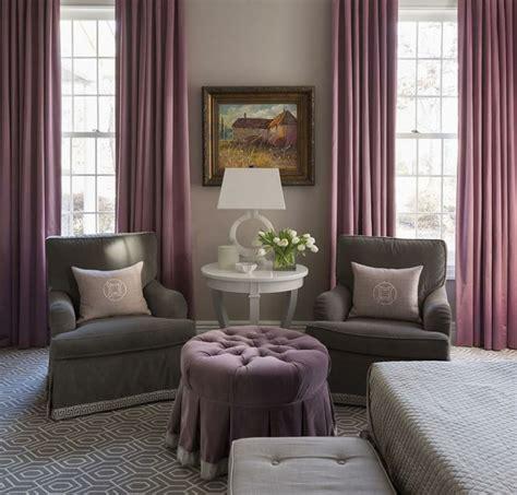 d o chambre violet gris chambre taupe et mauve raliss com