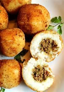 Puerto Rican Stuffed Potato Balls Recipes
