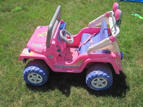 power wheels jeep barbie what s barbie driving barbie s cars history