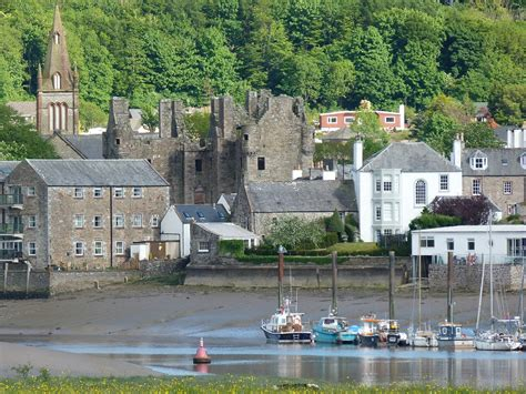 kirkcudbright visit south west scotland