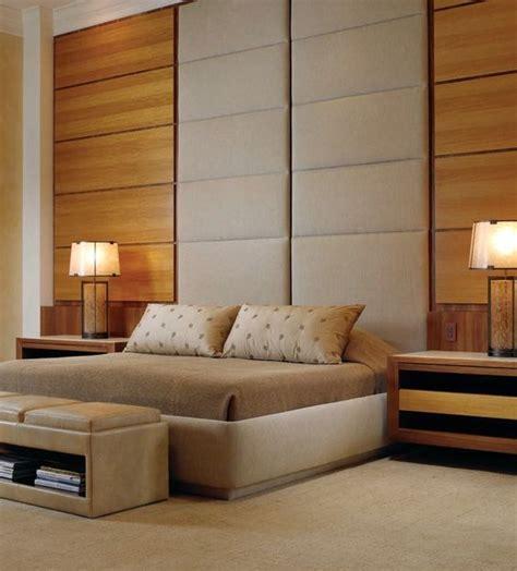 upholstered headboards  improve  bedroom