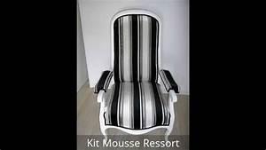 Fauteuil Voltaire Moderne : r fection fauteuils voltaire youtube ~ Teatrodelosmanantiales.com Idées de Décoration