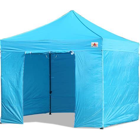 abccanopy  sky blue deluxe ez pop  canopy package abccanopy