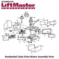 Hoist Limit Switch Wiring Diagram Gear by Buy Liftmaster 30b366 Capacitor 1 4 Hp
