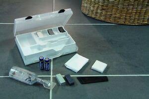 Fliesen Stein Keramik Bohrloch Reparatur Set Reparaturset
