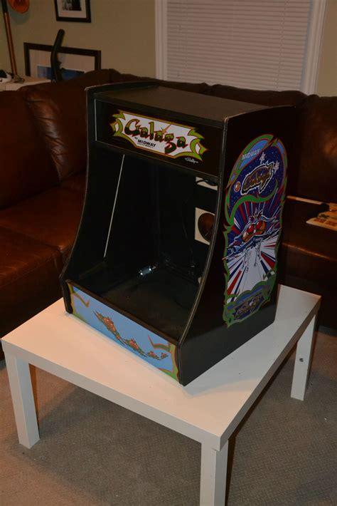 gameroom designs canada cnc cut bartop arcade and