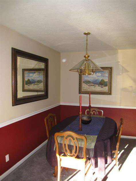Kitchen Colors With Chair Rail by 17 Best Images About Chair Rail On Paint