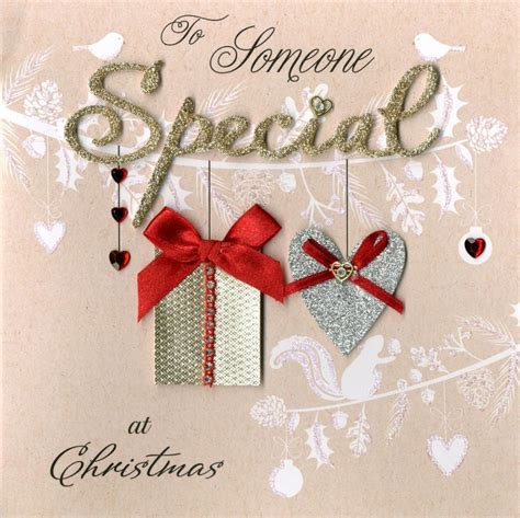 special luxury boxed christmas card cards