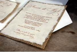 Request A Custom Order And Have Something Made Just For You DIY Rustic Wedding Invitation Kit Burlap Fabric By PoshestPapers Above Burlap And Lace Custom Wedding Invitations Photo Is Via Etsy Burlap Wedding Invitation DIY Printable Rustic Wedding Invitation