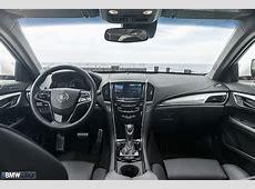 BMWBLOG Test Drive 2013 Cadillac ATS 20t