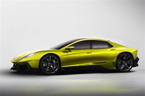 Lamborghini 4 Porte by Lamborghini Plans All New Four Door Model For 2021 Autocar