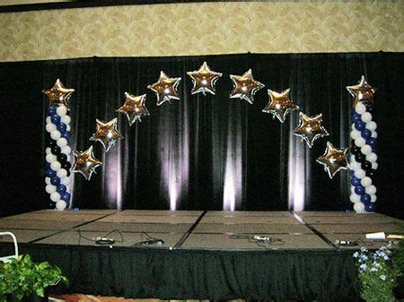 stage decor ideas party decoration kindergarten