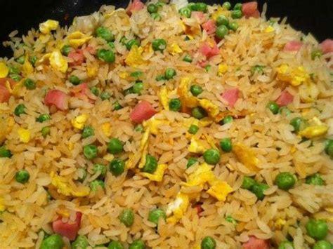 recette riz cuisiné recettes de riz cantonais de 1jour1recette