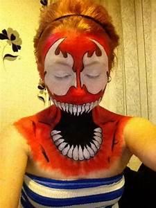 Déguisement Halloween Qui Fait Peur : maquillage qui fait peur pour halloween ~ Dallasstarsshop.com Idées de Décoration