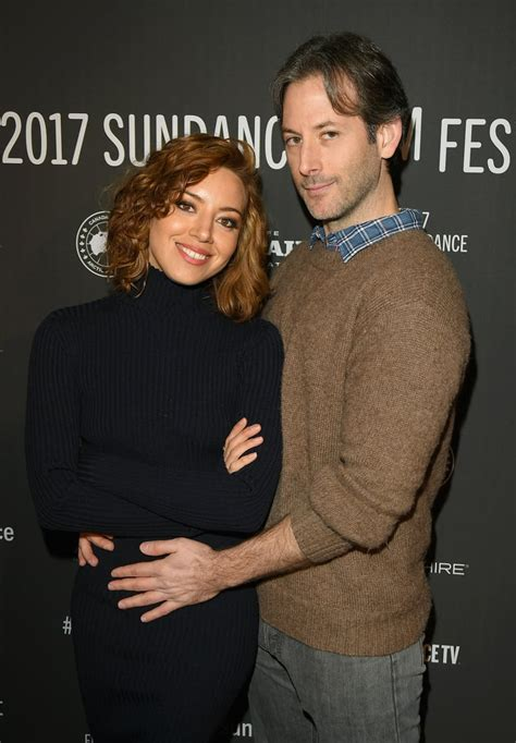 Aubrey Plaza and Jeff Baena | See All the Stars Who Tied ...