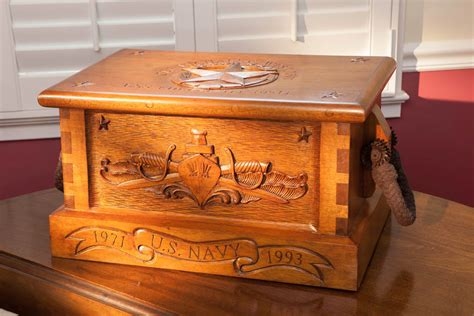 Personalized Lamps by Command Presents Hand Carved Personalized Sea Chests
