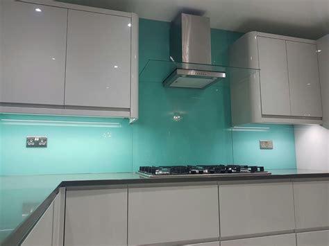 Green And Red Kitchen Ideas - glass splashbacks worktopp slough uk