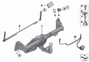 2012 Bmw 335ix Repair Kit  Power Socket  Westfalia