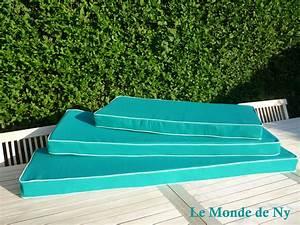 Housse De Coussin Salon De Jardin : coussin pour salon de jardin ~ Teatrodelosmanantiales.com Idées de Décoration