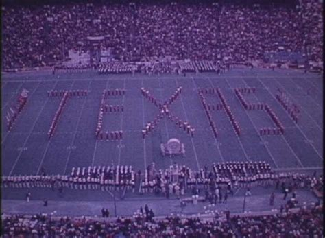 longhorn band cotton bowl halftime show  texas