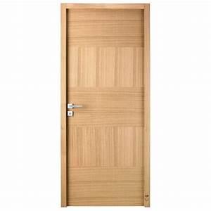 porte d39interieur bois utrilllo pasquet menuiseries With porte isolante thermique interieure