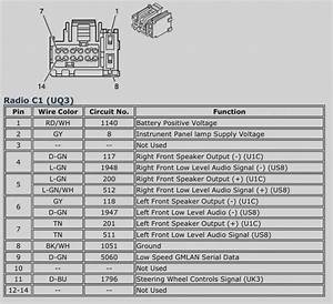 2003 2005 Gmc Delphi Radio Wiring Diagram With Steering