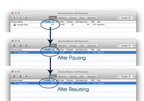 how to pause and resume applications in os x make tech