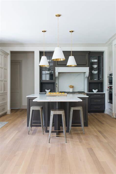 shaped kitchen island ideas  inspiration hunker