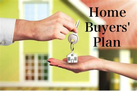 Canada Rrsp Home Buyers Plan