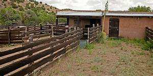 Livestock Barn, Barnyard, Garage Ranch for Sale: About