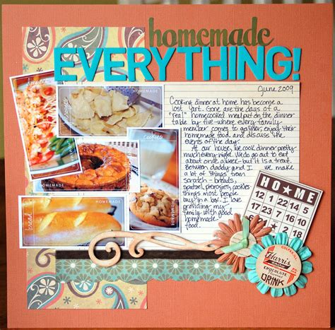 scrapbooking cuisine 5 ways to choose a color palette for your scrapbook