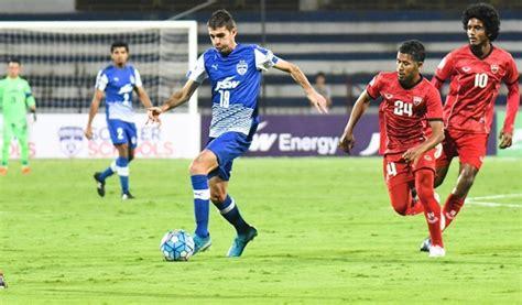 indian football   bengaluru fc storm  afc cup