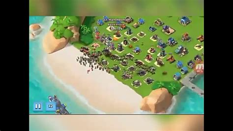 foto de Boom beach hq level 17 best base YouTube