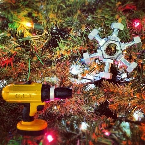 best 20 industrial christmas ornaments ideas on pinterest industrial holiday decorations