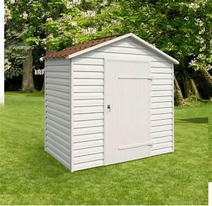 Abri De Jardin En Pvc : abri de jardin pvc 2 pentes 2 m la boutique mhp loisirs ~ Edinachiropracticcenter.com Idées de Décoration