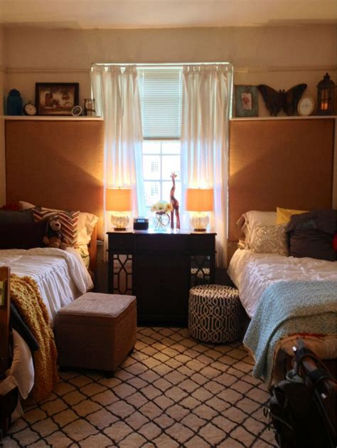 Hull Hall • Mississippi State University • College Dorm