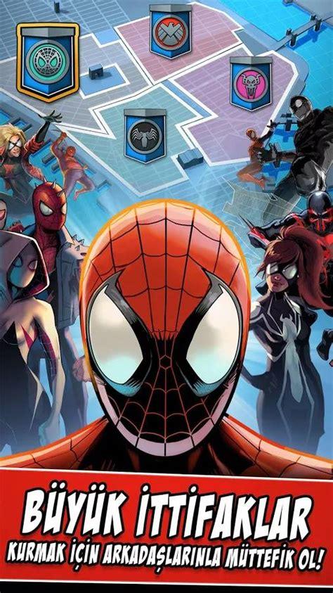 spider man unlimited vb enerji ve level hileli mega