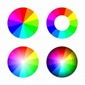 The Psychology Of Colors Diagram - Wheel