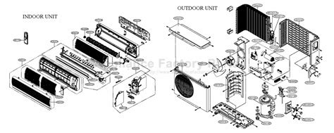 parts for hmh018kd lg air conditioners